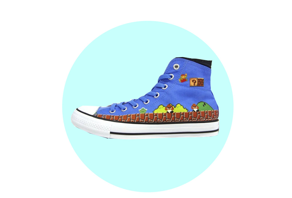 Videojuegos que inspiraron esta edición especial de sneakers - conversesneakers