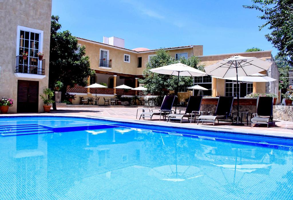 Estos son los hoteles más increíbles cerca de los viñedos mexicanos - lagranjatequis