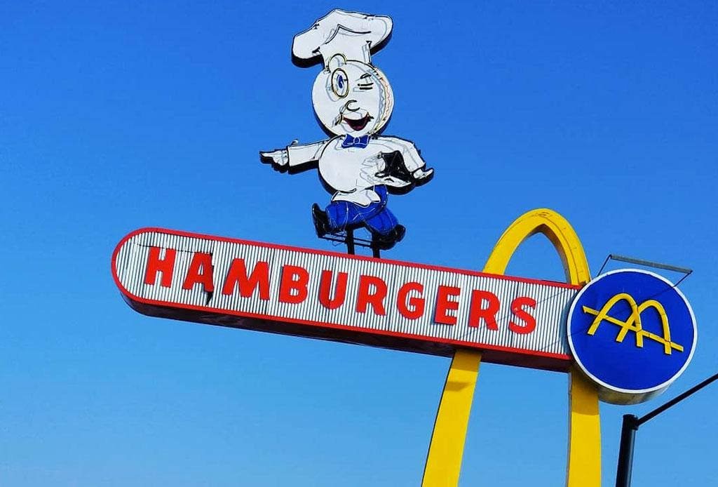 Visita el McDonald's más antiguo que aún continúa en servicio