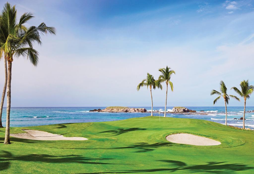Destinos exclusivos en México para jugar golf en verano - puntamitastregis