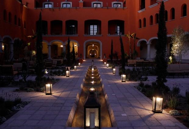 rosewoodsanmiguel - Estos son los hoteles más increíbles cerca de los viñedos mexicanos