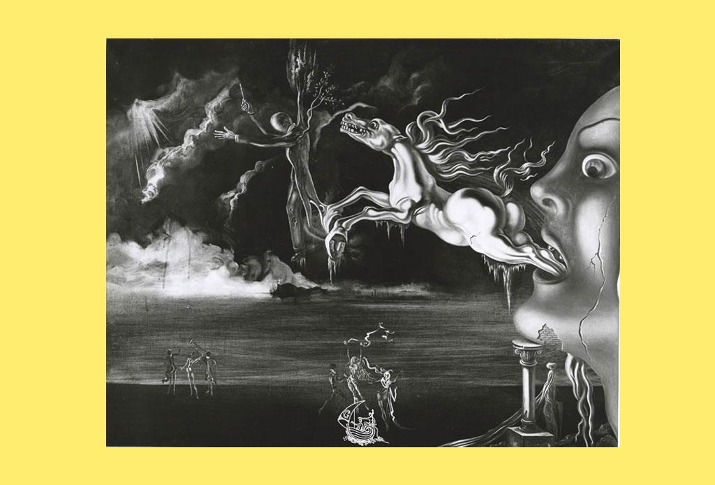 Salvador Dalí y su relación con la música - salvador-dali-obra-musica-4