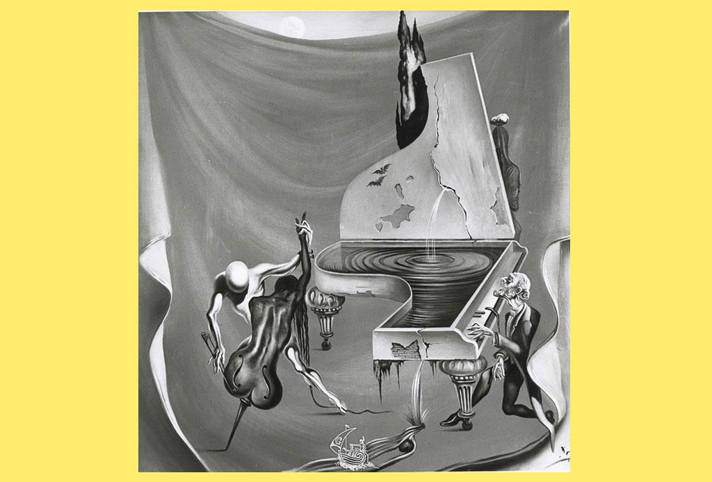 Salvador Dalí y su relación con la música - salvador-dali-obras-musica-6