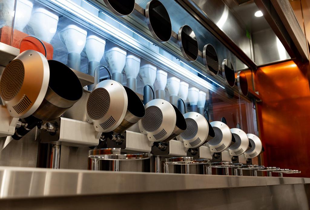 La primera cocina robótica estará a menos de 5 horas de México - spyce3