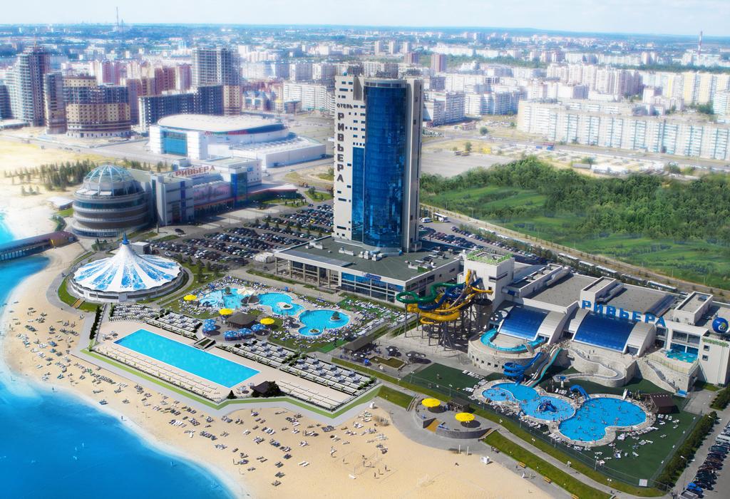 Los mejores hoteles para disfrutar de Rusia 2018 - therivierahotelesmundial