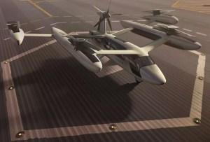 Así se ven los taxis voladores de Uber que revolucionarán el mundo