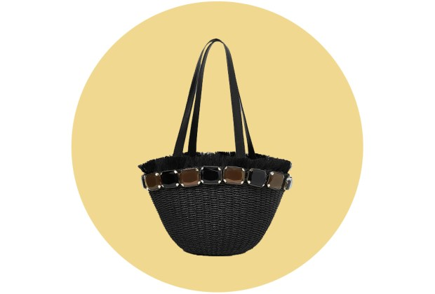 Originales bolsas de palma y bambú para complementar tu outfit veraniego - uterque2