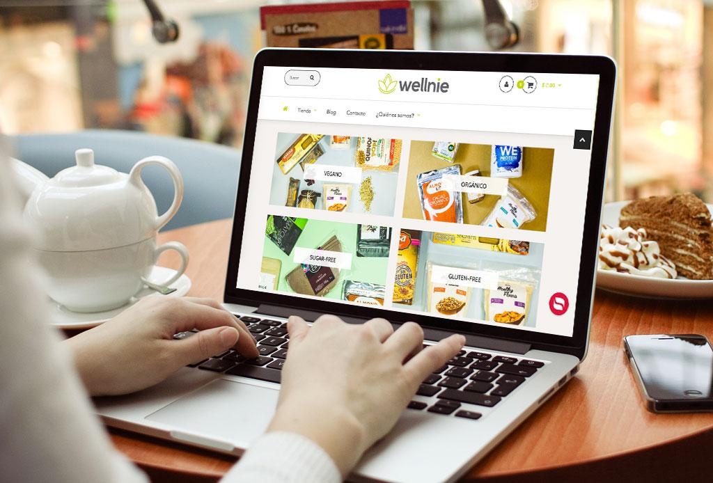 Wellnie: una tienda en línea para los amantes del estilo de vida wellness