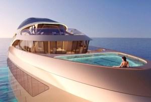 El yate del arquitecto mexicano que capturó la atención en el Monaco Yacht Show