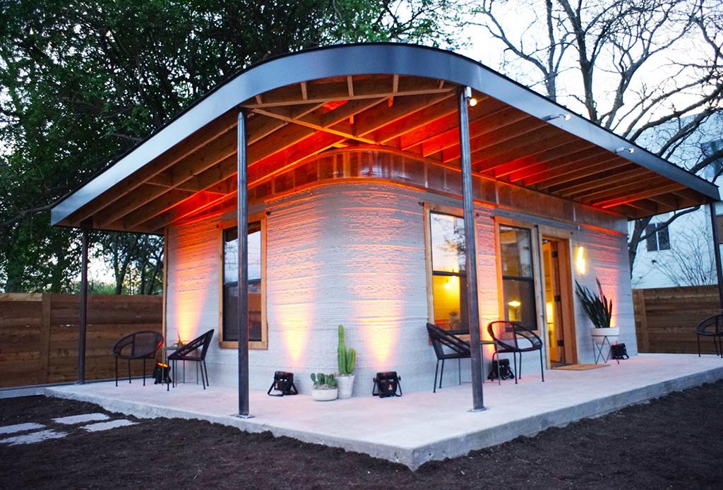 Casas impresas en 3D en las que podrás vivir - casas3d3