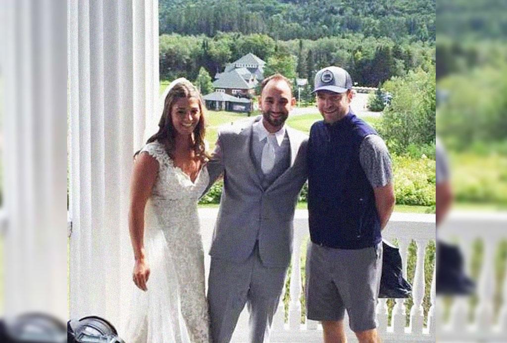 Estas celebridades llegaron por sorpresa a bodas de extraños - celebridades-sorpresa-boda-3