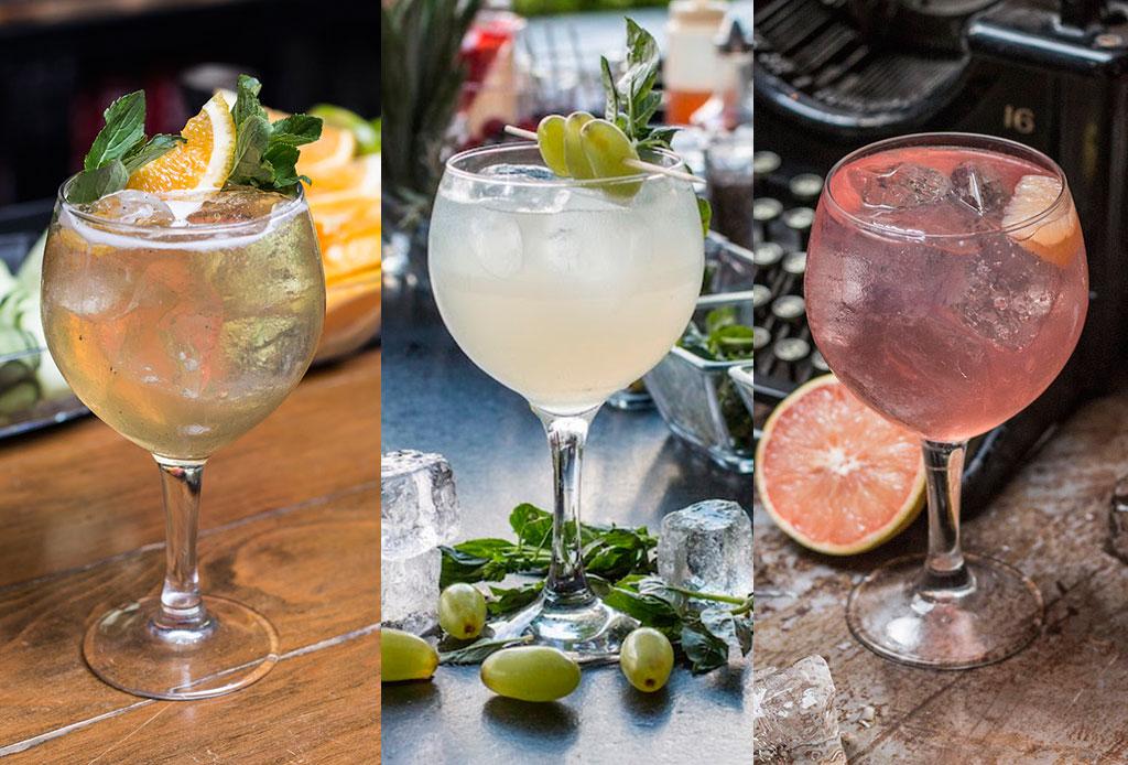 Gin Gin nos compartió la receta de estos drinks que tú mismo puedes preparar en casa