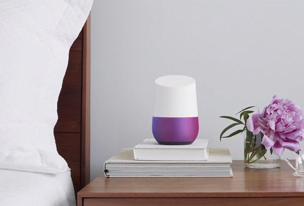 Con este gadget controlarás todo con la voz y pronto estará en México - googlehome3