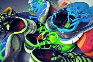 Running Monday: las ideas más cool para organizar tus tenis