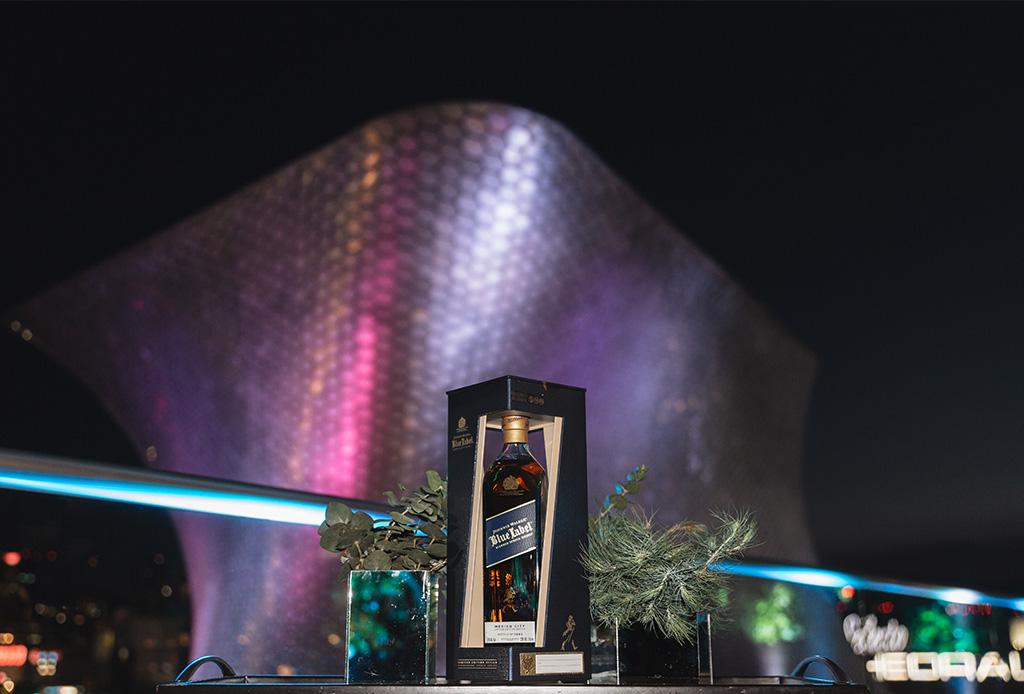 Johnnie Walker hace un homenaje a la CDMX con esta edición especial - jbmexico3