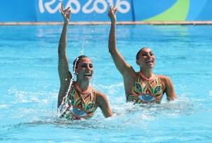 Conoce quiénes son las mexicanas que hicieron historia en el nado sincronizado