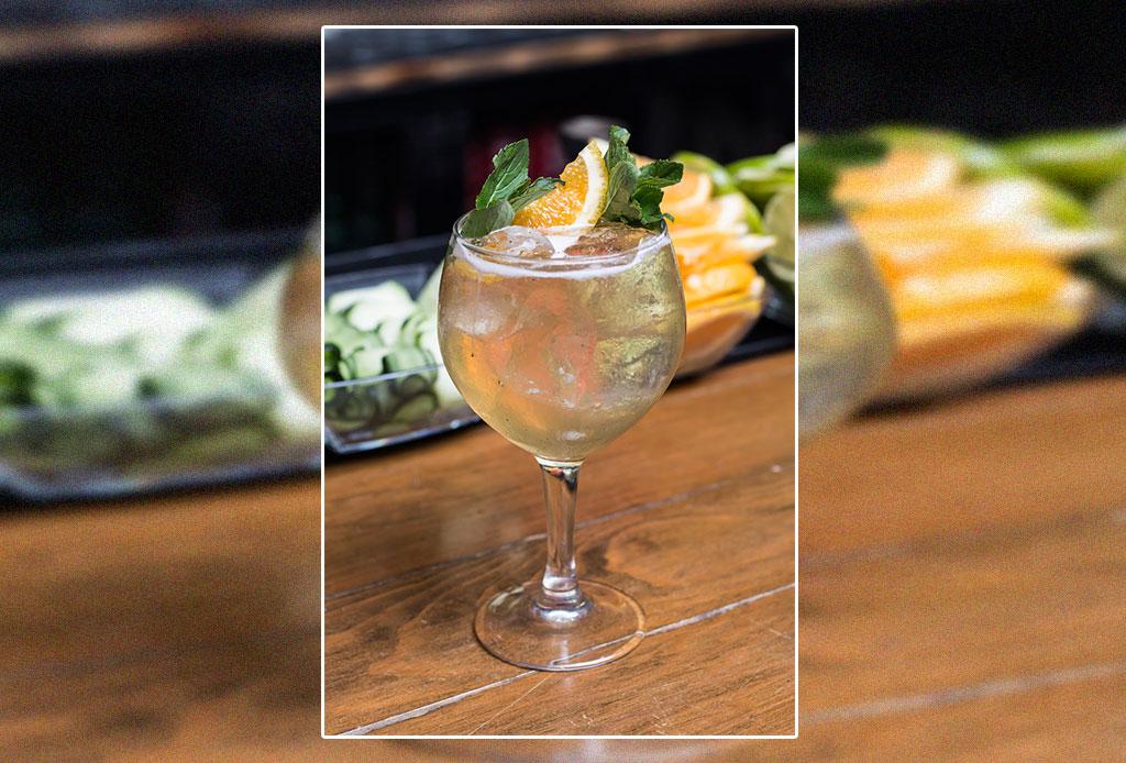Gin Gin nos compartió la receta de estos drinks que tú mismo puedes preparar en casa - receta-gin-gin-2