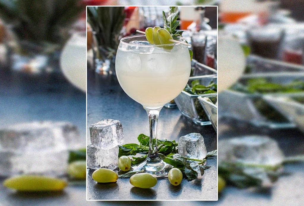Gin Gin nos compartió la receta de estos drinks que tú mismo puedes preparar en casa - receta-gin-gin