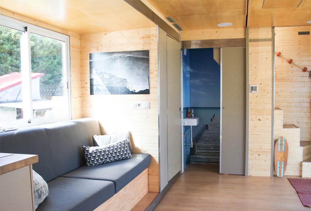 El exclusivo hotel móvil en el que desearías hospedarte - truckhotel2