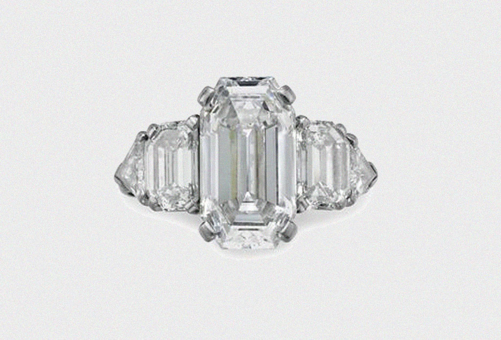 Descubre la romántica historia del anillo de compromiso que David Rockefeller le dió a Peggy McGrath en los 40s - anillo-compromiso-rockefellers-1