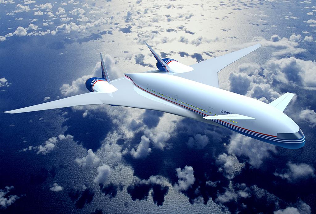 En este avión podrás cruzar el mundo en menos de 4 horas - avionsupersonico2