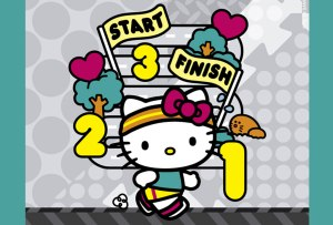 Running Monday: Tenemos la playlist que te acompañará en la carrera «Hello Kitty Fun Run»