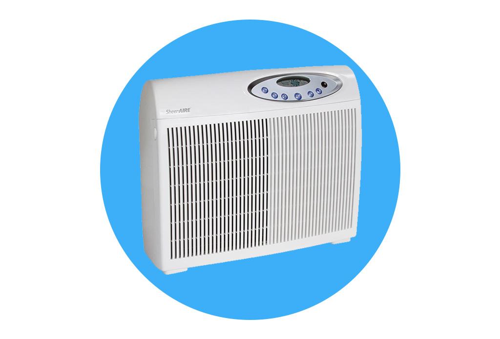5 purificadores de aire que te ayudarán a combatir las alergias - purificador3