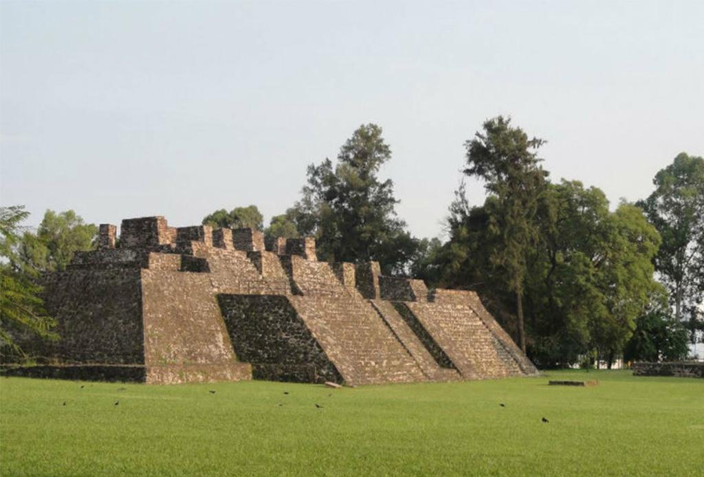 Este templo Tlahuica surgió en Morelos tras el terremoto del 19/S - teopanzolco2