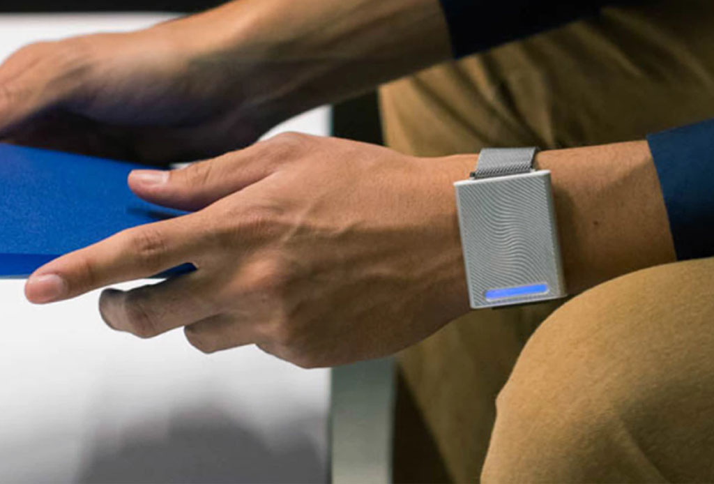 No volverás a sufrir por frío o calor con esta wearable technology