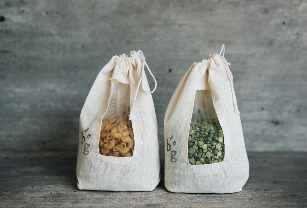 ¡Adiós a los empaques de plástico! Aquí puedes comprar tus alimentos a granel