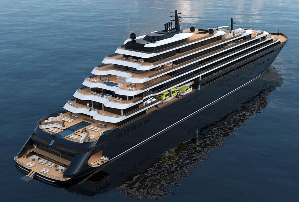 ¡Ya puedes reservar tu lugar en los cruceros de Ritz-Carlton!