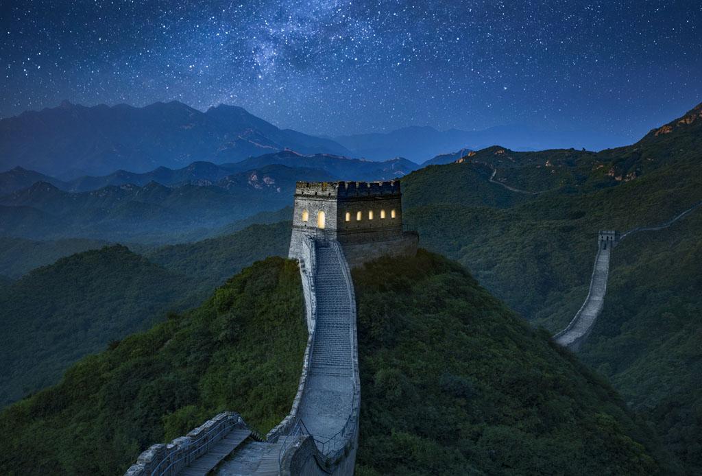 ¿Te imaginas hospedarte en la Muralla China? ¡Ya es posible!