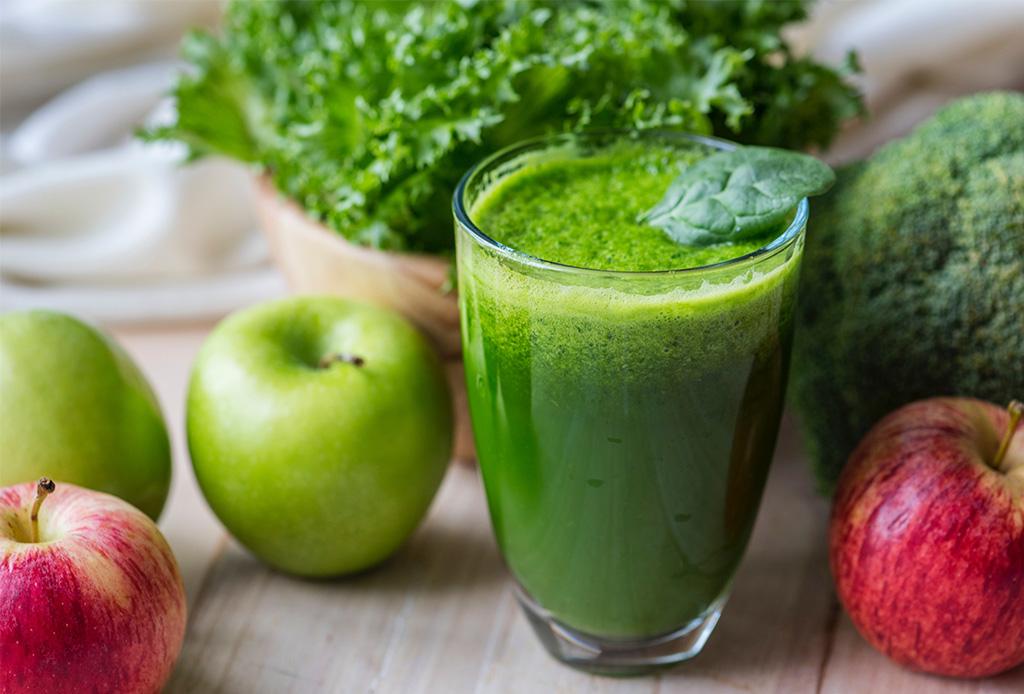 El jugo verde podría no ser tan bueno como parece - jugosverdes5