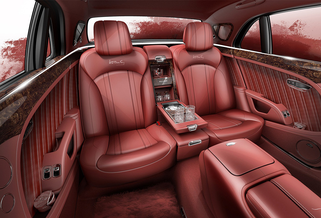 Bentley Mulsanne WO Edition by Mulliner, el auto de los cien años - mulsannebentley1