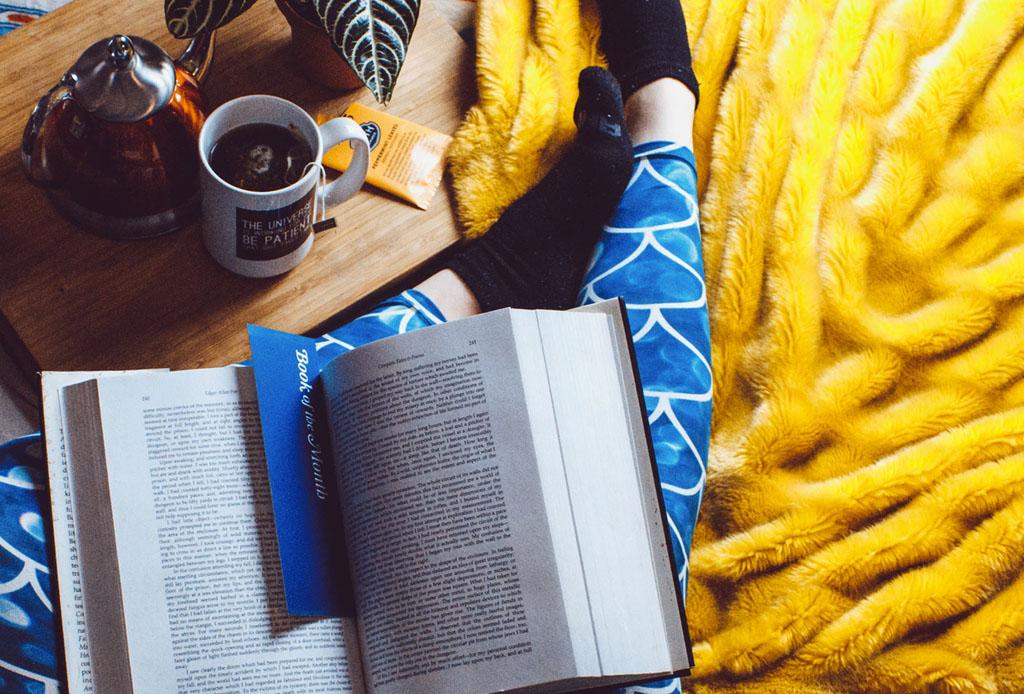 Tenemos la playlist perfecta para un lazy day en casa