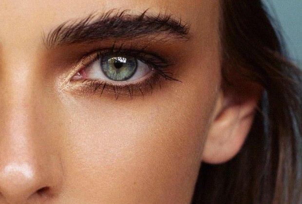 """""""Lion Mane"""", la nueva tendencia de llevar tu cejas despeinadas y al natural - tendencia-cejas-natural-2"""
