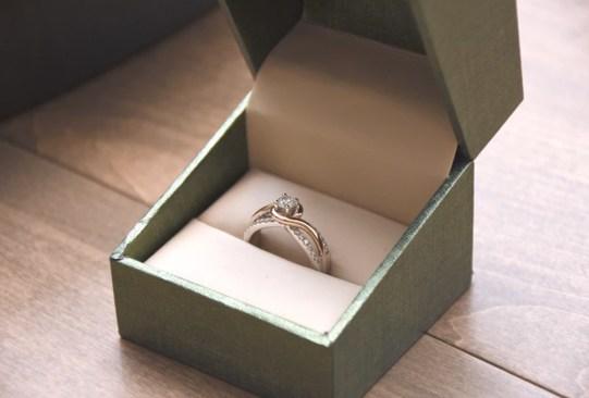 Así es cómo ha cambiado el anillo de compromiso a través de los años - historia-anillo-compromiso-1-300x203
