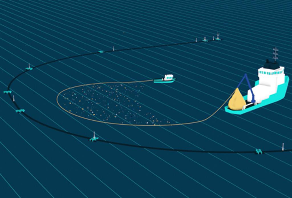 """Este """"Pac Man"""" gigante ayudará a limpiar los océanos - limpiezaoceano4"""