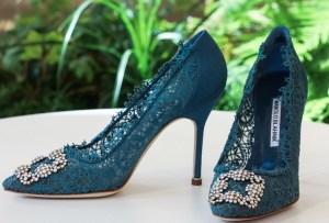 Las amantes de los zapatos no pueden perderse esta única exposición de Manolo Blahnik en Canadá