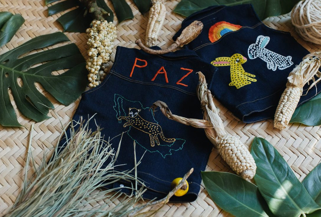 ¿Ya conoces estas marcas mexicanas de moda para niños?