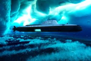 Este superyate mide más de 200 metros y se convierte en submarino
