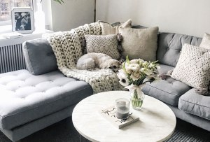 Nesting time! Ideas de decoración para quedarte en casa en una tarde de lluvia