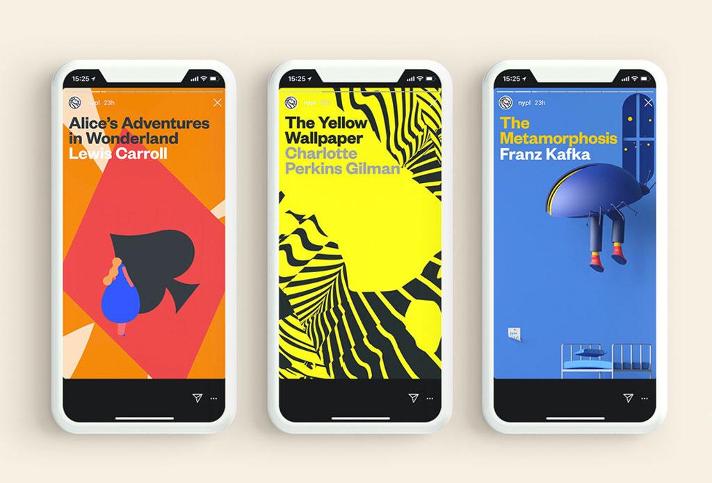 Ahora podrás leer novelas completas ¡en Instagram Stories!