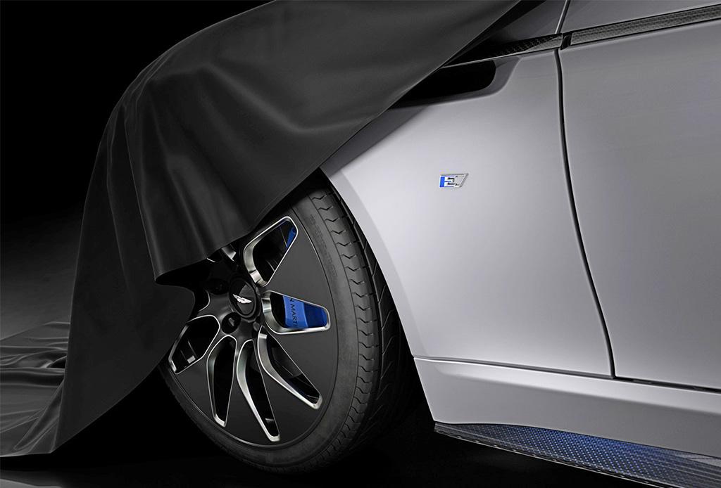 Solo se producirán 155 unidades del primer auto eléctrico de Aston Martin - rapide1