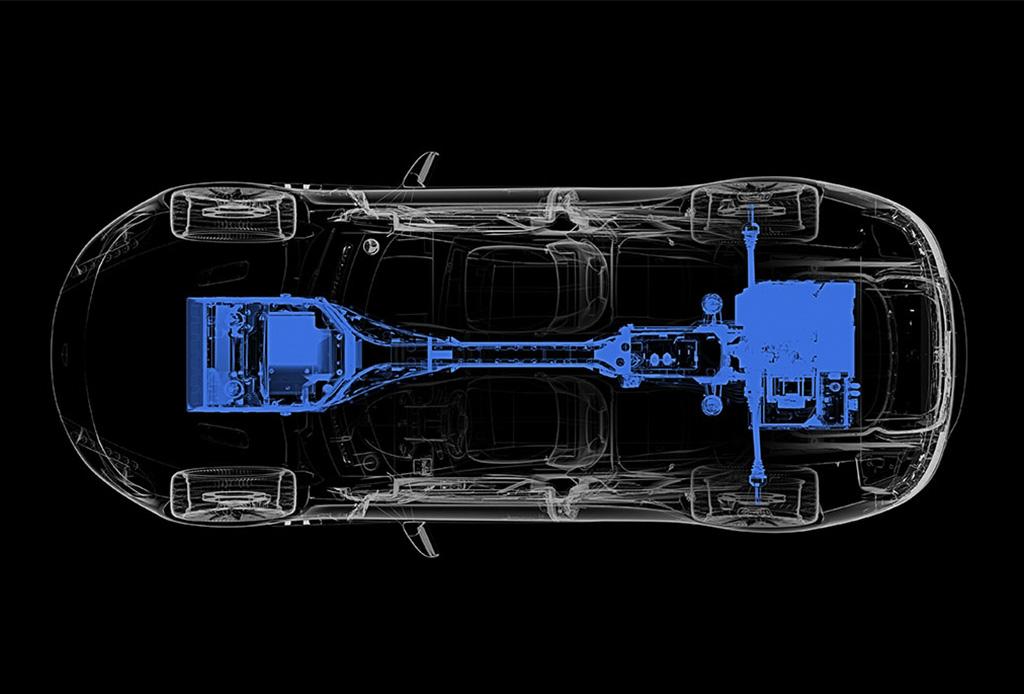 Solo se producirán 155 unidades del primer auto eléctrico de Aston Martin - rapide3