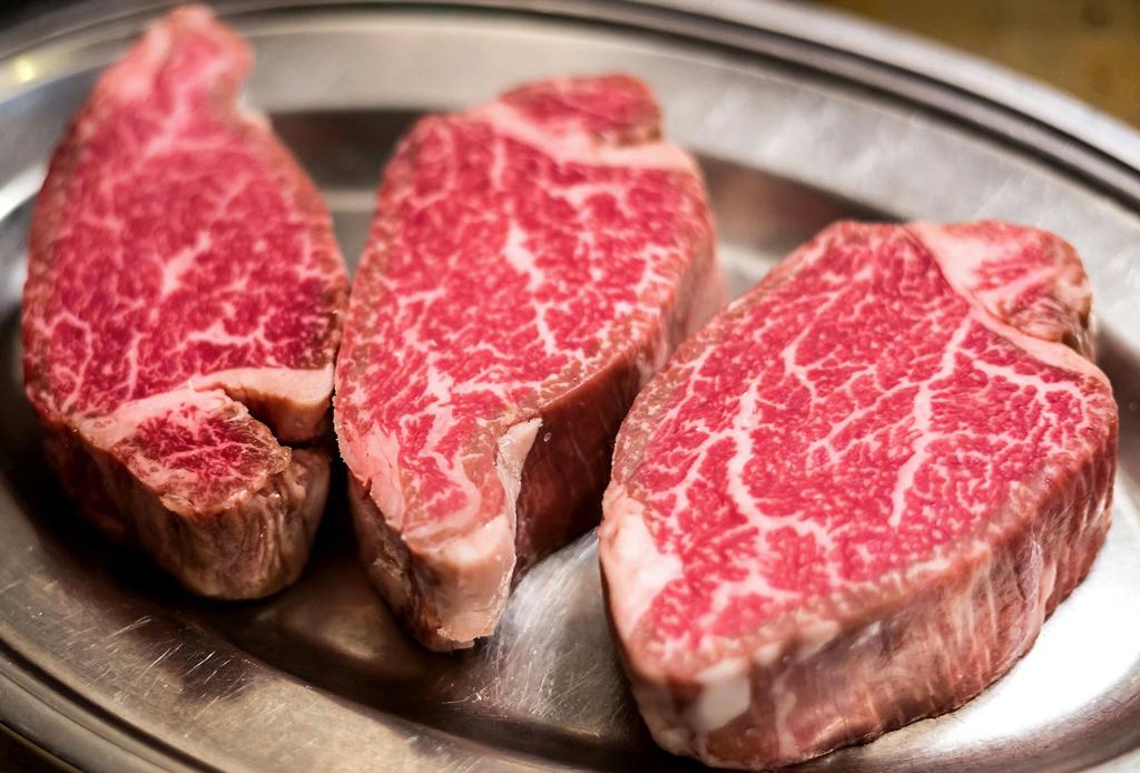Solo hay 9 restaurantes en la CDMX que sirven carne Kobe certificada
