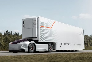 Volvo Vera, sería el camión autónomo de la marca sueca