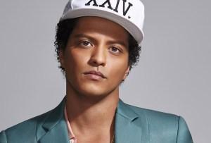 10 cosas que tal vez no sabías sobre Bruno Mars