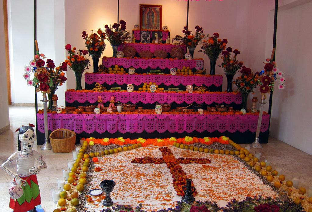 ¿Sabes cómo hacer un altar para el Día de Muertos? - altardemuertos3