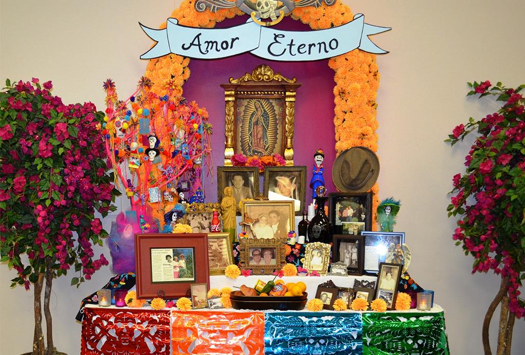 ¿Sabes cómo hacer un altar para el Día de Muertos? - altardemuertos4